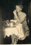 Mother at Tea.