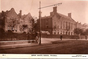 Queen Mary's Grammar School, Walsall.