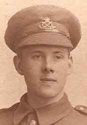 Bertie in Uniform