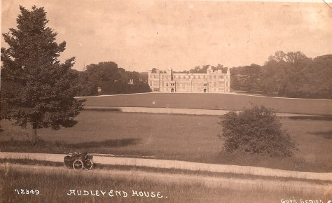 Audley End.