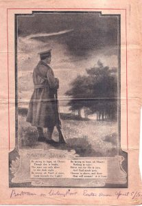 5th April 1915 Dawn