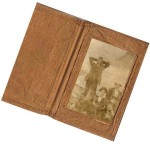 Khaki Case with Photo