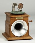 Pathephone Record Player.1916.