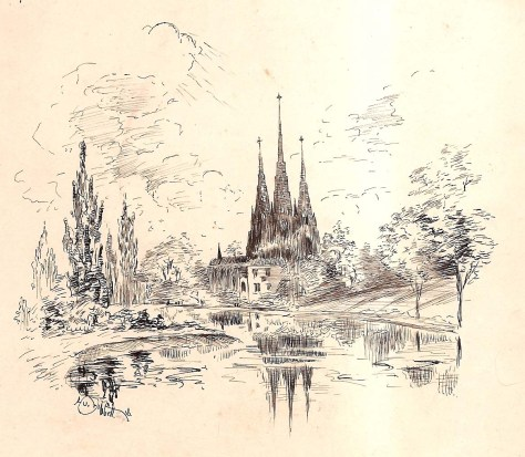 Lichfield Cathedral AHH cropped1918