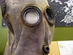 Canadian WW1 Gas Mask.
