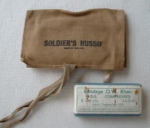 Soldier's Hussif.