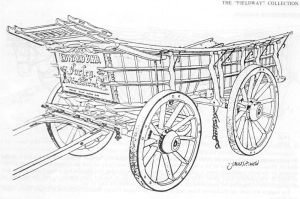 Northamptonshire Farm Wagon.