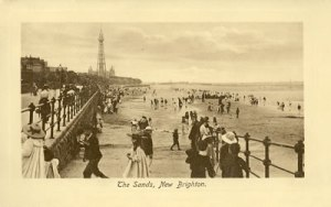New Brighton Wallesley Sands.