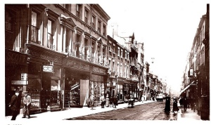 Boots in Bold Street Liverpool